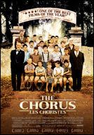 Directed by Christophe Barratier.  With Gérard Jugnot, François Berléand, Jean-Baptiste Maunier, Kad Merad. The new teacher at a severely administered boys' boarding school works to positively affect the students' lives through music.