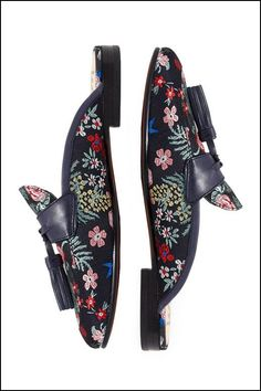 Shoe Crush: Gucci-Inspired Mule Loafers