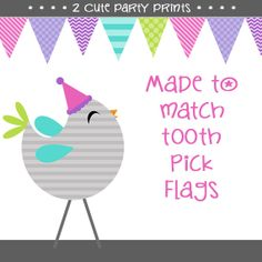 Made to Match Toothpick Flags-toothpick flag, toothpick flags, tooth pick flag, tooth pick flags
