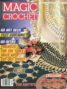 Magic Crochet - Tamara Kailing - Álbuns da web do Picasa