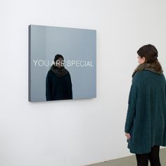 You Are Special, Jeppe Hein, 2014