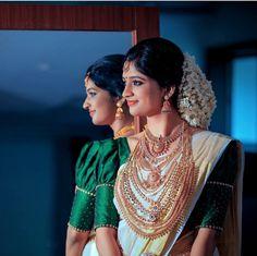 Brides Of Kerala ( Kerala Bride, Hindu Bride, South Indian Bride, Kerala Wedding Photography, Bridal Photography, Indian Bridal Outfits, Indian Bridal Wear, Pattu Sarees Wedding, Malayali Bride