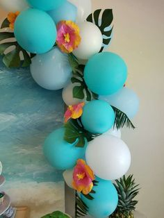 Moana Birthday Party Ideas | Photo 3 of 7