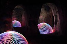 light painting - Recherche Google Light Painting Photography, Landscape Photography, Opt Art, Light Installation, Psychedelic Art, Neon Lighting, Light Art, Fractal Art, Light Colors