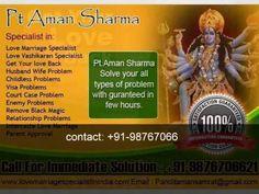 love spells guru | Aman Sharma | +91 9876706621