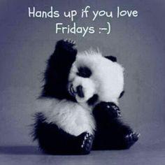 Agradecidos por una buena semana. Que  comience el fin de semana! #tgifridays #viernes