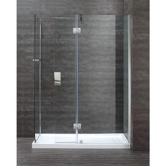 1000 ideas about walk in shower kits on pinterest for 18 x 60 window