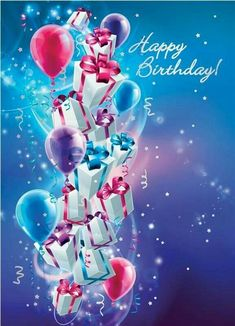 Birthdays are never complete until you've sent Happy Birthday Greeting Cards to the birthday gal or boy! So go ahead and wish them a very happy birthday. Happy Birthday Greetings Friends, Happy Birthday Wishes Photos, Happy Birthday Celebration, Happy Birthday Wishes Cards, Birthday Blessings, Birthday Greeting Cards, Happy Birthday Gif Images, Birthday Sayings, Happy Birthdays