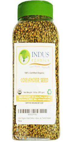 Coriander Seeds (Cilantro Seeds)