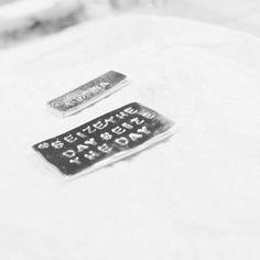 SEIZETHEDAY and good #MONDAY . #bijoux #personnaliser #cdcollection #inspirationdujour #citation #bijouxargent #bijouxaddict #bijouxcreateur #bijouxfaitmain #bijouxmadeinfrance #bijouxamessage #bijouxargent #desmotsquiontdusens #paca Money Clip, Jewelry Designer, Statement Jewelry, Quote, Money Clips