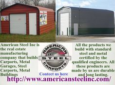 Delightful American Steel Carports, Inc   The Leading Nationwide Carport And Steel  Building Manufacturer