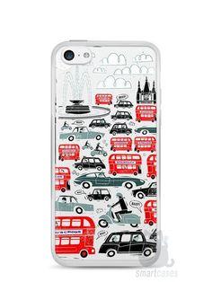 Capa Iphone 5C Londres  2 - SmartCases - Acessórios para celulares e  tablets  ) 2aa48443b3f07