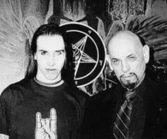 M.M and Anton Szandor LaVey