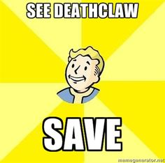 That's a given. #Fallout #Humor