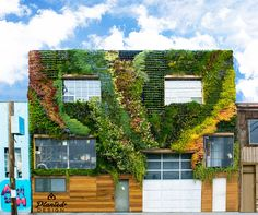 London S Mint Hotel Unveils Europe S Largest Living Green