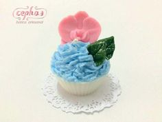 Sabonetes Cupcakes!