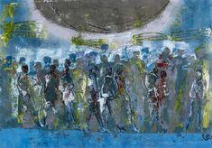 Louise Almon, Rising, 2018 Green Street, It Works, Bird, Artist, Painting, Birds, Artists, Painting Art, Paintings