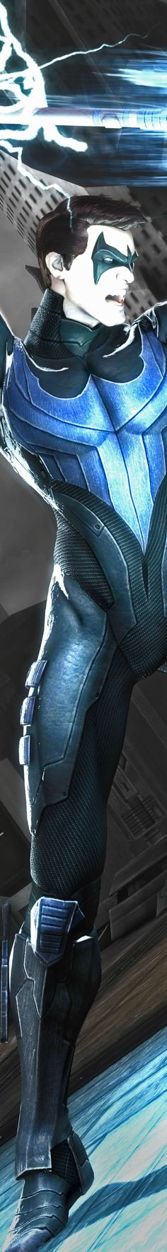 Nightwing | might be an idea for my Halloween costume next year!