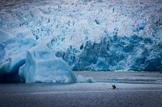 Kayak expedition, Patagonia © Ruggero Arena