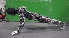Japanerne har laget en robot som «svetter» - Tek.no