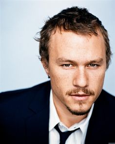 heath ledger --- such a shame his life was cut so short.