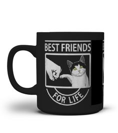 Cats - Best friends for life !  Funny Best friend T-shirt, Best Best friend T-shirt
