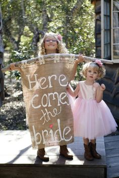 How cute! Obviously not for me but how cute would my twins look carrying this for someone else!