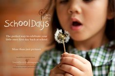 School Days Back to School Photography Package  Samantha Gale Photography  http://www.facebook.com/samanthagalephotography