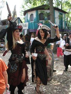 Bloody Pirates by versidian