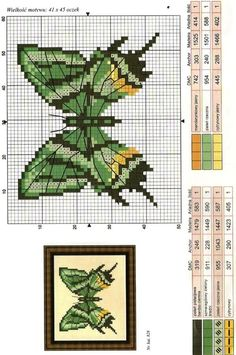 Designing Your Own Cross Stitch Embroidery Patterns - Embroidery Patterns Butterfly Cross Stitch, Cross Stitch Heart, Modern Cross Stitch, Cross Stitch Flowers, Counted Cross Stitch Patterns, Cross Stitch Designs, Cross Stitch Embroidery, Embroidery Patterns, Dimensions Cross Stitch