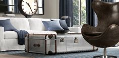 completely obseesed with this collection!!! Richards' Metal | Restoration Hardware