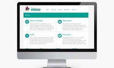 Servicios para web de edición de videos creado por basicum.es http://www.basicum.es/portfolio-item/diseno-web-themesvideo
