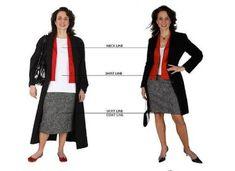 «Я похудею к лету!», или Как правильно подобрать «стройнящий» гардероб - Ярмарка Мастеров - ручная работа, handmade