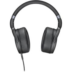 Sennheiser - HD Over-the-Ear Headphones - Black, HD 4.30I BLACK