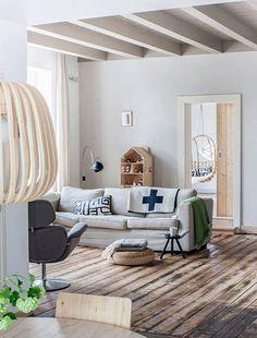 Binnenkijken in gerenoveerde woonboerderij van Rosemarijn in Afferden, Gelderland | Inrichting-huis.com