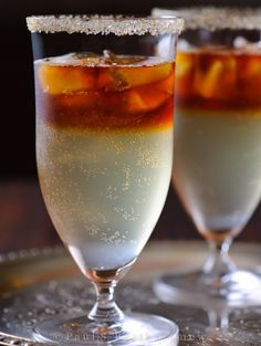 Alcoholic cocktail BBC is one of many cocktail recipes with Baileys cream liqueur. Delicious!!!