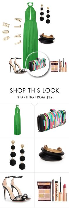"""Clutch contest"" by empathetic ❤ liked on Polyvore featuring Emilio Pucci, Ronnie Kirsch, R.J. Graziano, Gucci and Kate Spade"