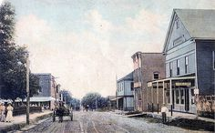 Brooksville Main Street, Looking South by ghs1922, via Flickr