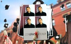 Sparkbooth update includes new graduation theme and layouts. Perfect for your graduation parties and celebrations! Graduation Theme, Graduation Photos, Graduation Ideas, Diy Photo Booth, Grad Parties, Games To Play, Photography Tips, Polaroid Film, Celebrities