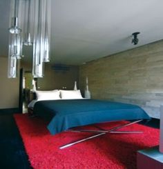 Hotel Sezz in Paris - stayed there last year... luxury kinkiness :)