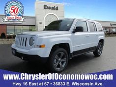 2015 #Jeep Patriot Latitude. Click Here For More Information And Stop By Ewald  Chrysler
