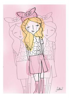 Jolie - Illustration (Sara Ottavia Carolei)