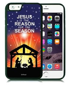 New On Ebay!  GoYePreach Jesus is the Reason iPhone 6 Rubber Case - GYPJIT6RC #GoYePreach #jesusisthereason