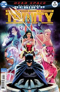 Mild Mannered Reviews  Trinity #10