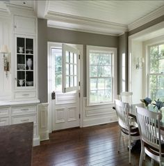 Gray Interior Paint Color