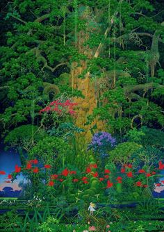 Hirō Isono   Yes! Yes! Yes! It's like you painted this just for me, Hirō.