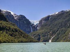 Висячий ледник в Чили - Путешествуем вместе