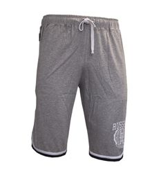 Varsity Classic: Jersey Summer Shorts with Plastisol Graphic – Grey Look 2015, Summer Shorts, Gym Men, Sweatpants, Grey, Classic, Fashion, Mindful Gray, Moda