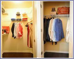 Excellent Idea On Storage Closet Designs