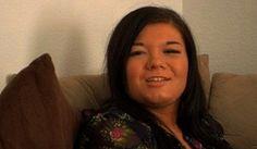 Teen Mom Amber Portwood. #TeenMom
